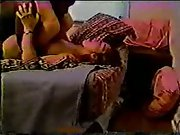 Homemade sex wife having fun with her very first big dark-hued sausage