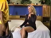 Busty wifey screwed by well dangled black
