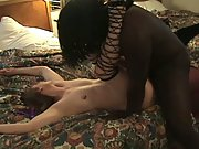 Ebony beat white wife going black for some extra cash