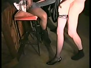Superslut gets group-fucked at snooker hall wife interracial group hook-up