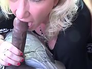 Tall horny insane blonde fuckslut will get big cock anyway she can