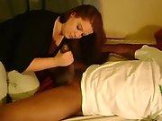 Blacked cuckold wifey big black cock experience