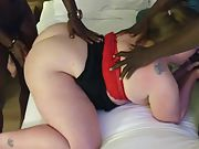 Luxurious cougar eva penetrates big cock boyfriends and loves every minute of it